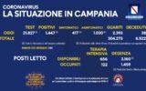Positivi e vaccinati in Campania del 5 Maggio