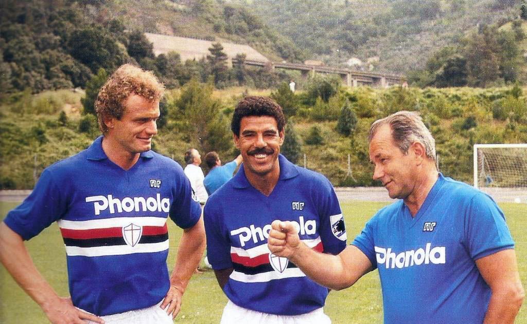 Briegel, Cerezo e Boskov
