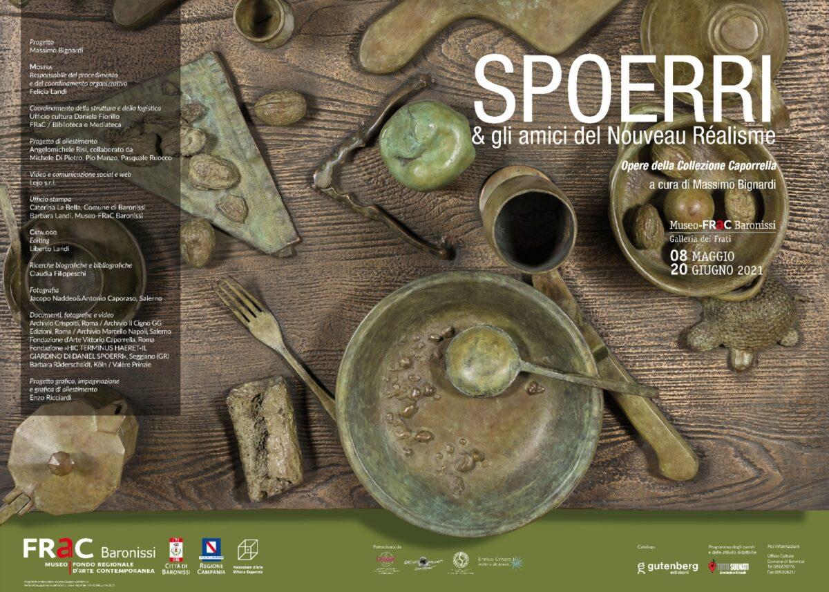Spoerri & gli amici del Nouveau Réalisme