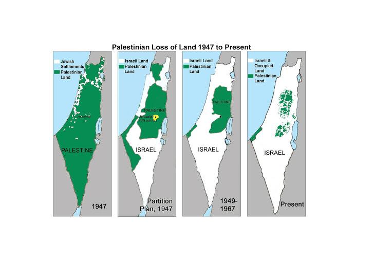 Palestina o Israele