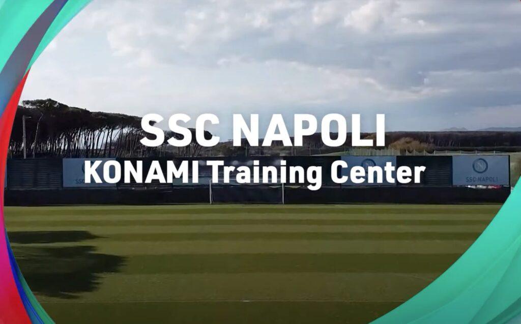 SSC Napoli Konami Training Center