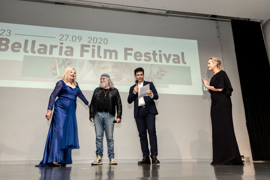 Sandra Milo al 38BFF credits Debra Pollarini