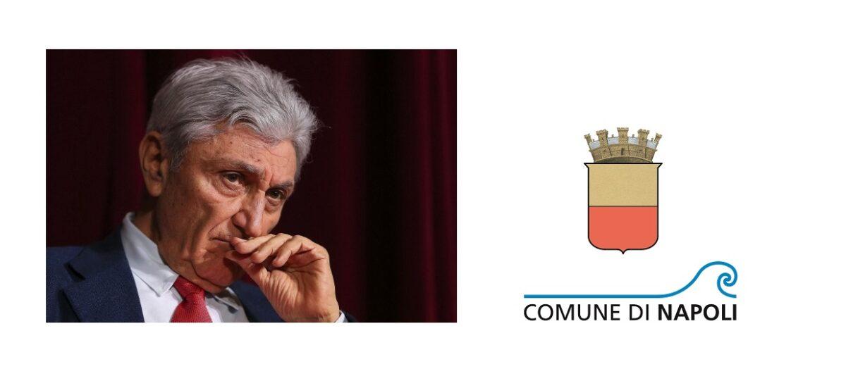 Antonio Bassolino e la candidatura a sindaco di Napoli