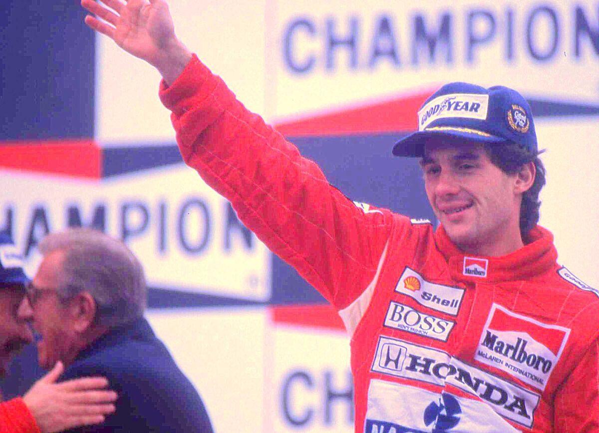 Ayrton Senna morte Imola