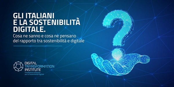 Sostenibilità digitale: quanti italiani sono pronto per la sfida?