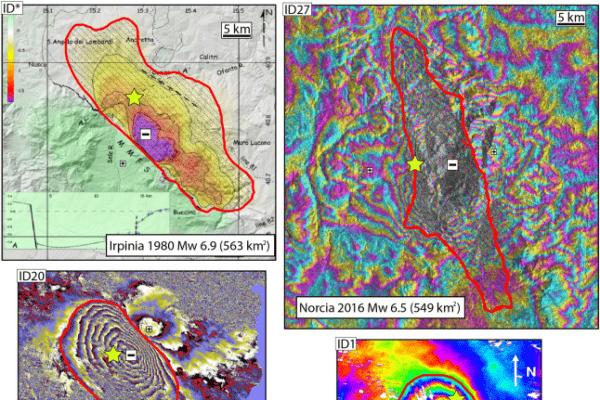 L'impronta digitale dei terremoti