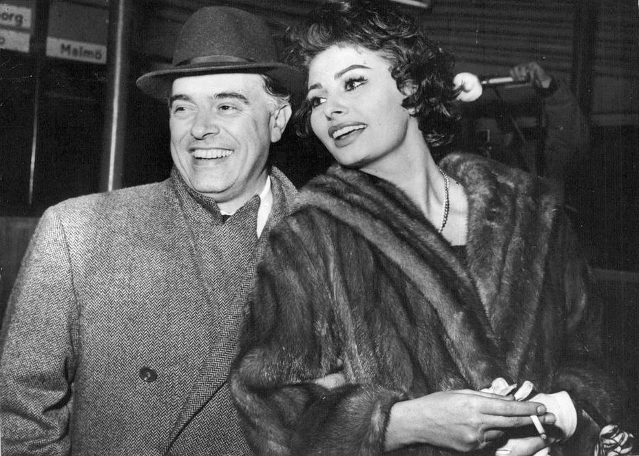 David di Donatello: l'emozione di Sophia Loren
