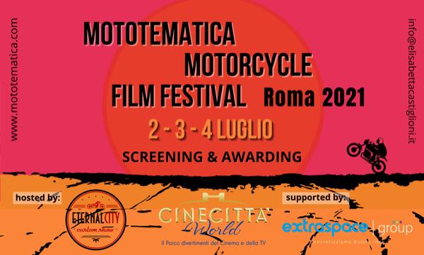 Eternal City Custom Show e MotoTematica