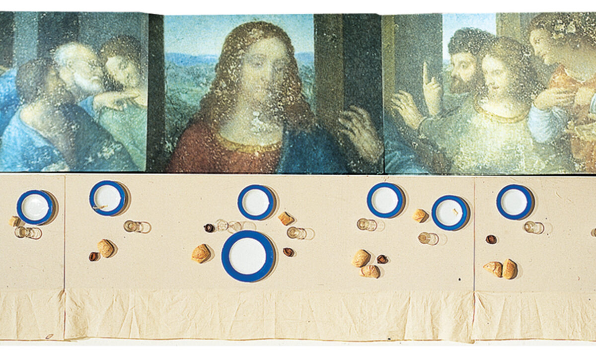 The Last Supper recall