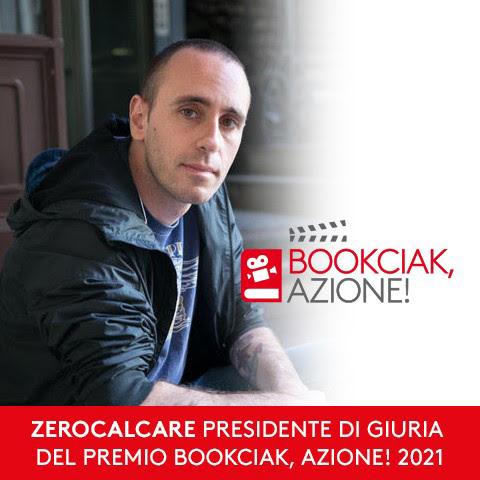 Zerocalcare presidente di giuria del Premio Bookciak, Azione! 2021