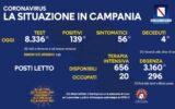 Positivi e vaccinati in Campania del 19 Giugno