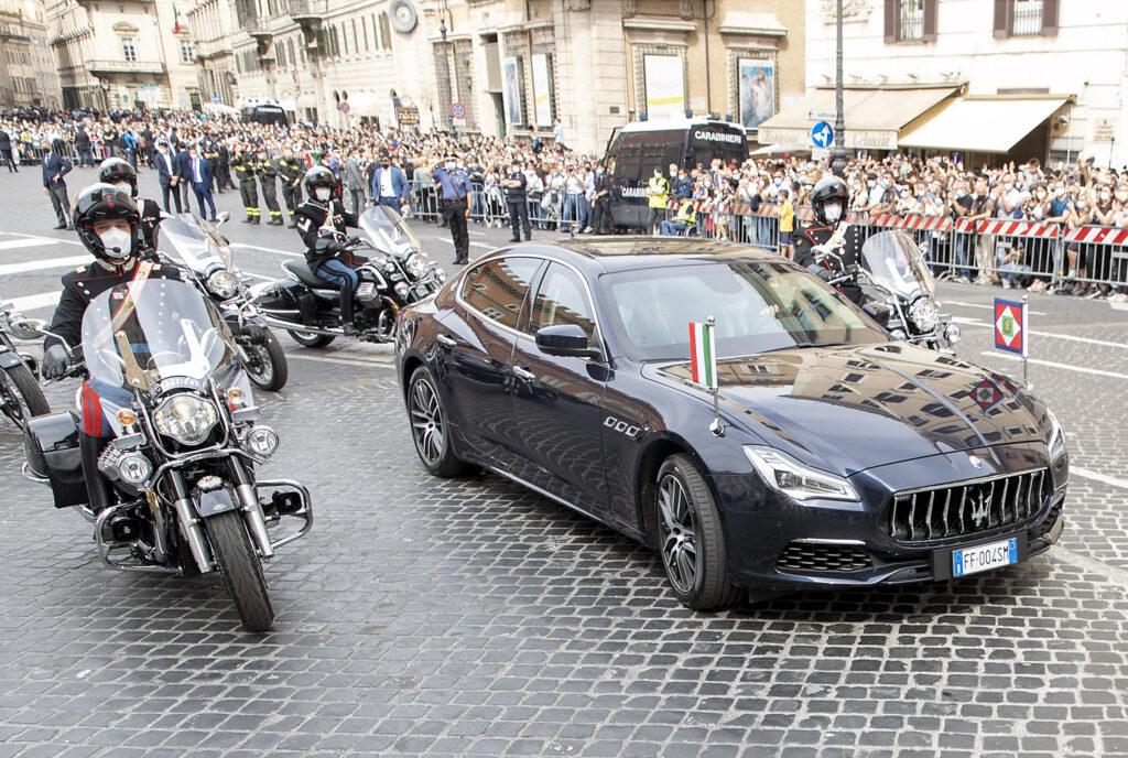 Il presidente Mattarella ed il suo intervento in occasione della Festa Nazionale della Repubblica