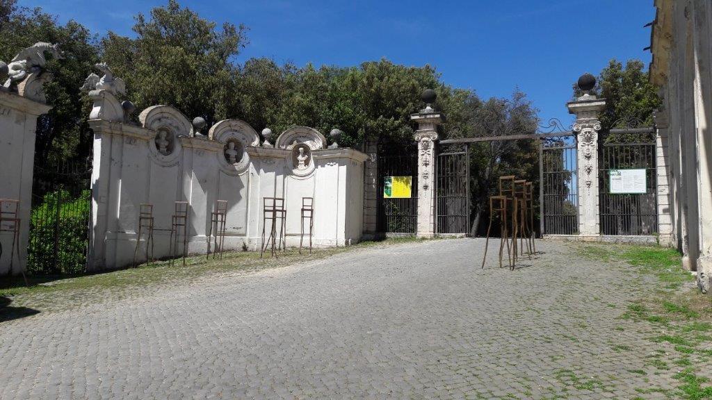 Back to Nature a Villa Borghese