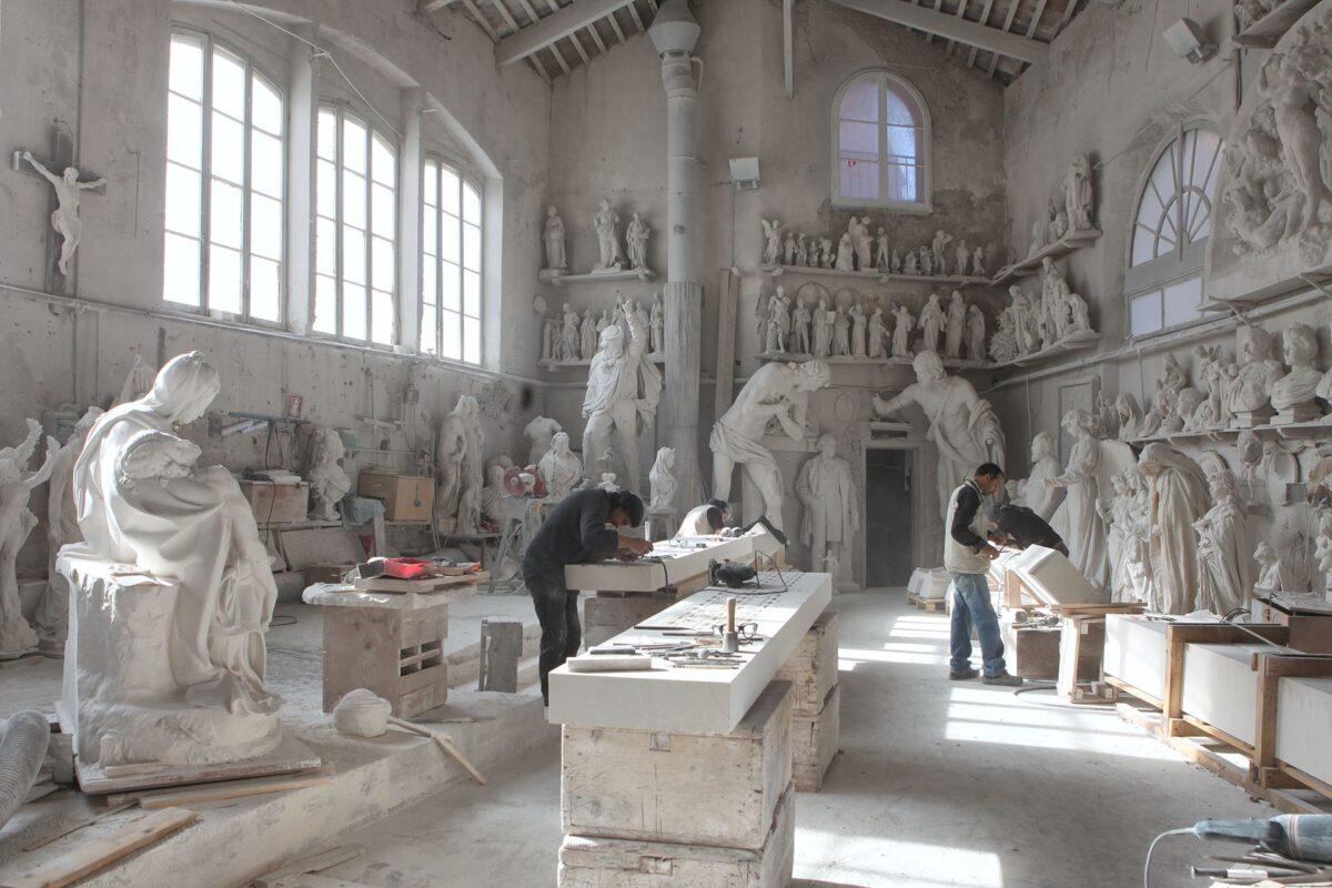 Carrara for the UNESCO Creative Cities