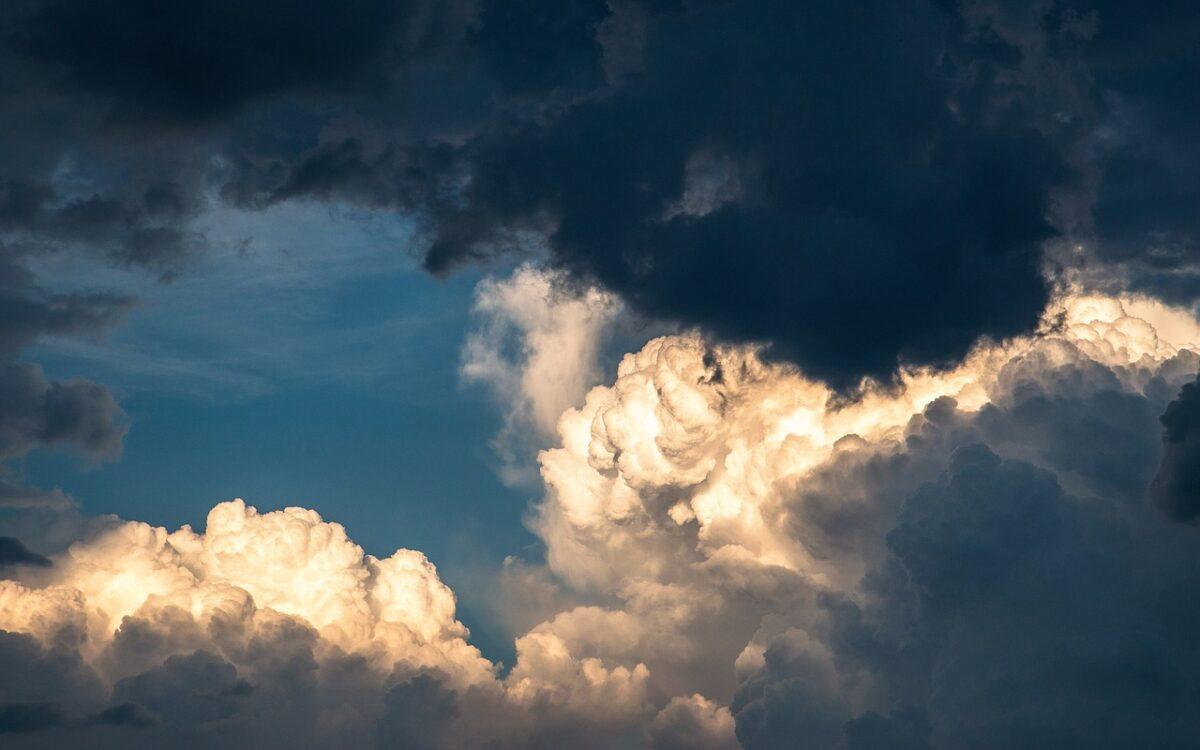 Settimana al via con diffusa instabilità e temporali