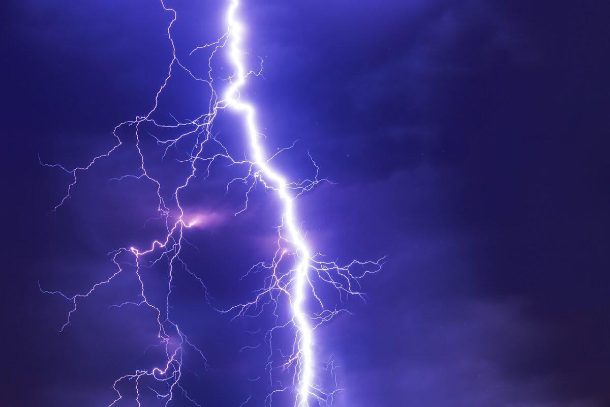 Italia bersagliata dai temporali: le zone a rischio