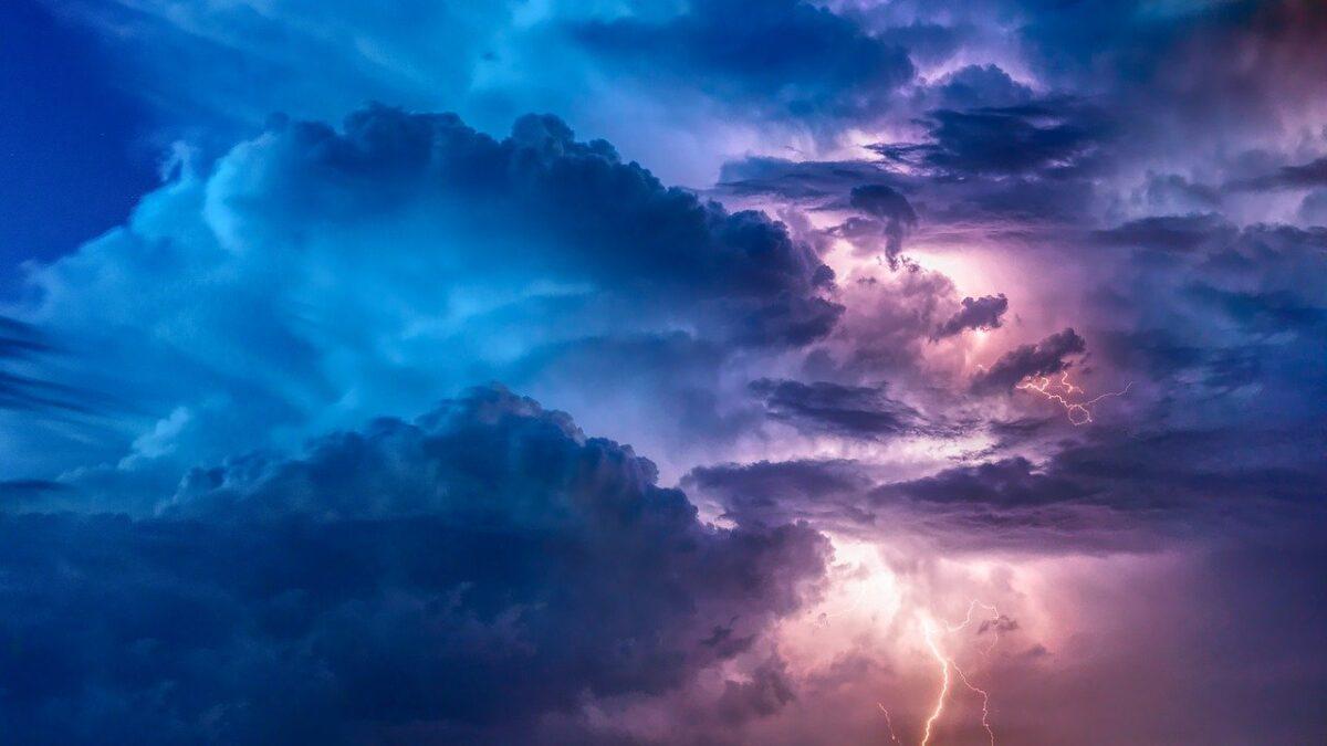 Rischio temporali: atmosfera ancora instabile sull'Italia