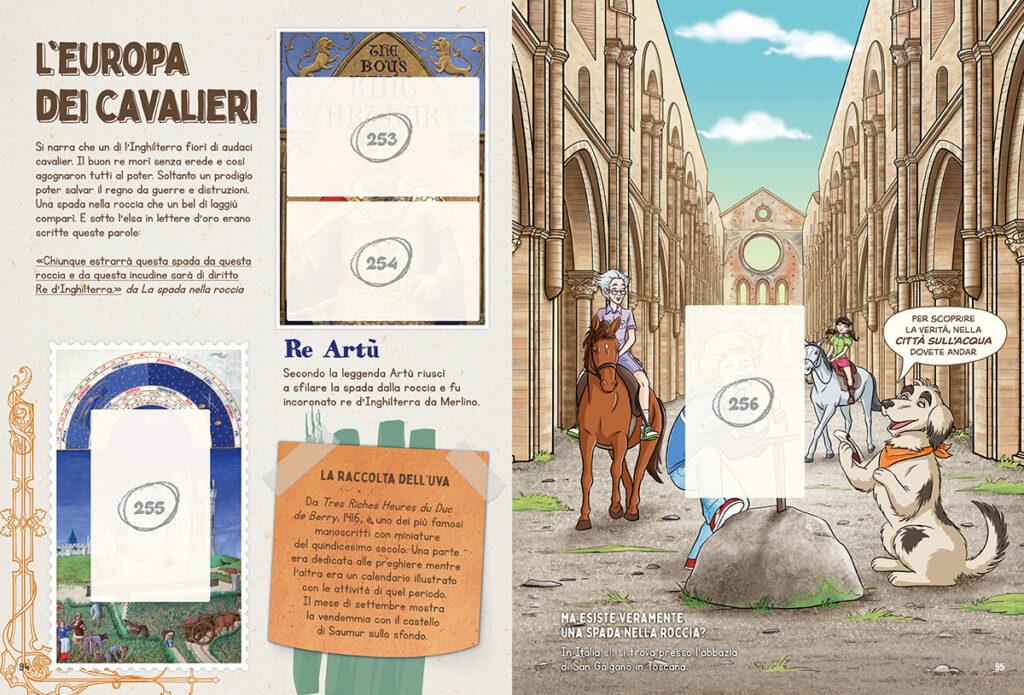 Gli Artonauti ci accompagnano nel mondo delle rune