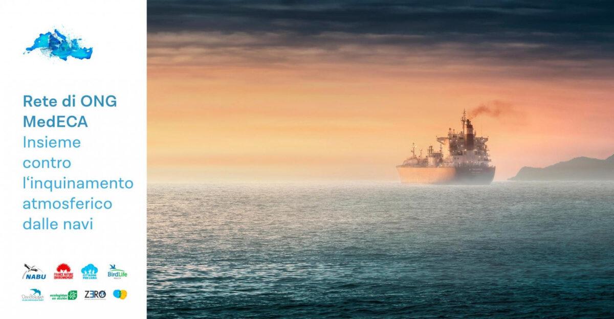 Le ONG per l'ambiente rafforzano la richiesta di un'Area di Controllo delle Emissioni nel Mediterraneo