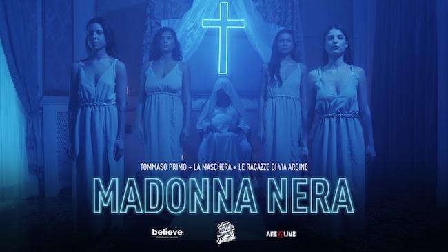 """""""Madonna nera"""", torna con un nuovo singolo Tommaso Primo"""