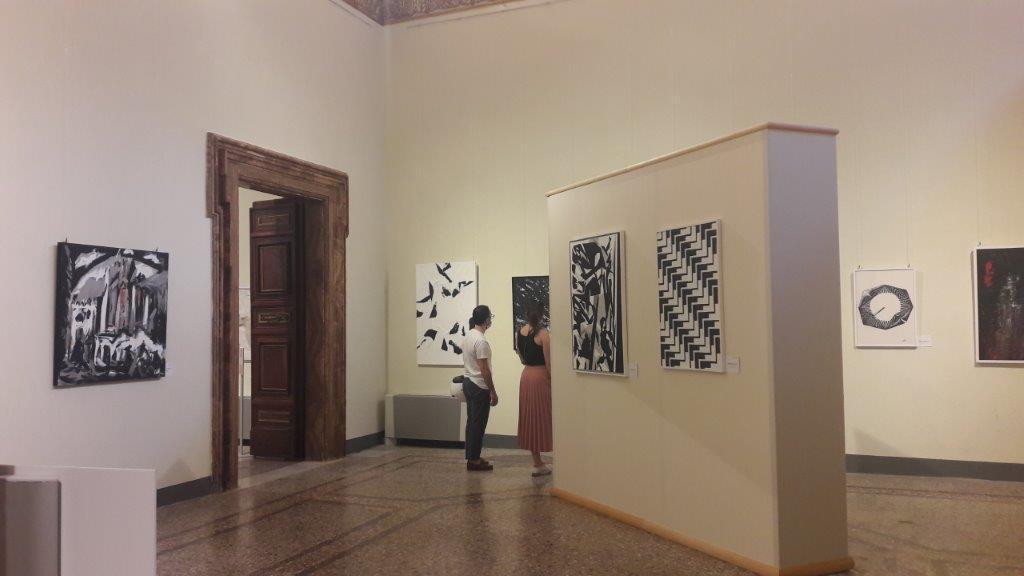 Triennale di arti visive a Roma