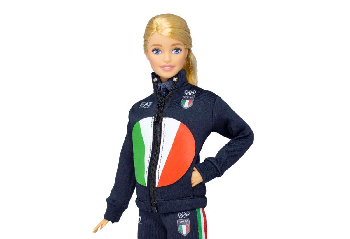 Barbie, Italia Team, EA7 Emporio Armani insieme, a Tokyo 2020 per celebrare le donne dello sport per uno scopo molto speciale