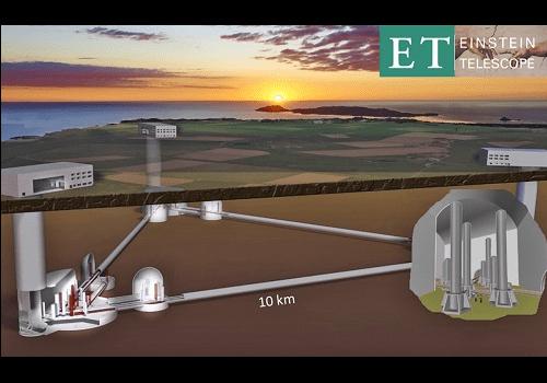 L'Einstein Telescope e la RoadMap delle grandi infrastrutture di ricerca