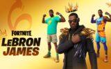 Lebron James arriva su Fortnite