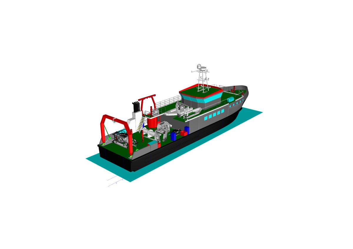 """""""Dohrn"""", la nuova nave oceanografica della Stazione Zoologica di Napoli"""