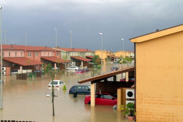 alluvioni allarmi meteo luglio