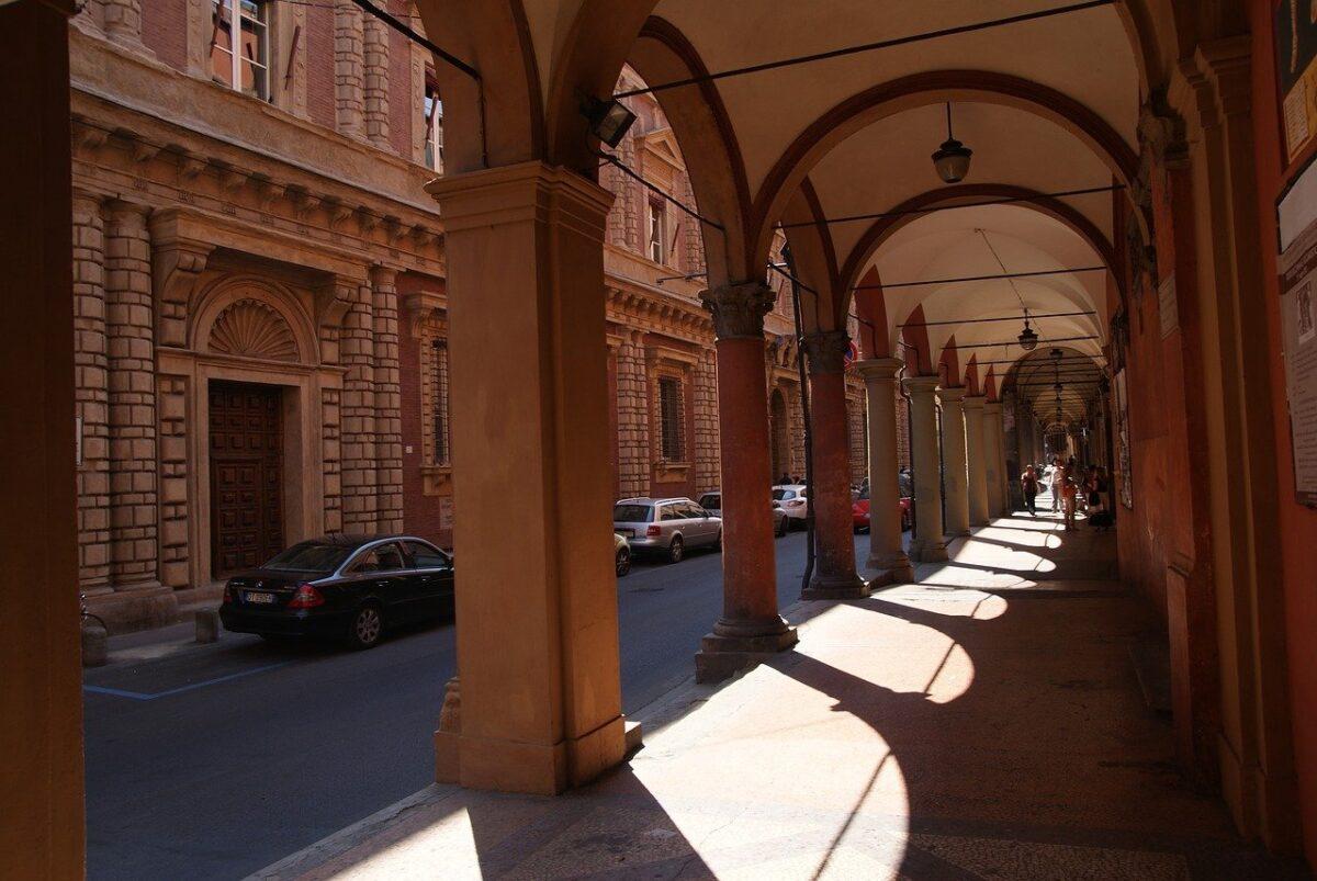 portici bologna patrimonio umanità