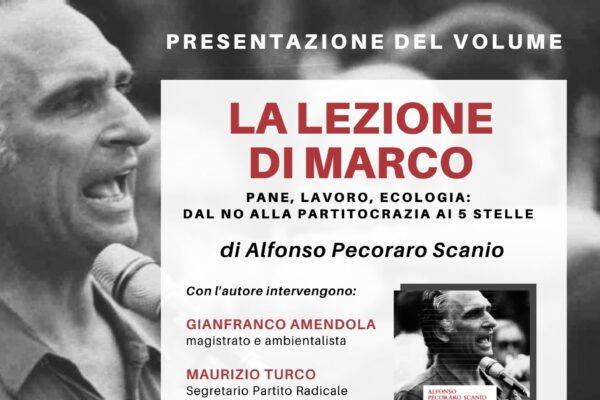 """""""La lezione di Marco"""""""