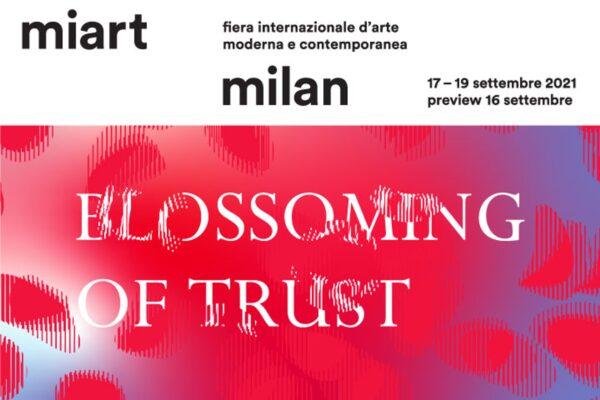 Fiorisce la fiducia: a settembre tornano miart e la Milano ArtWeek
