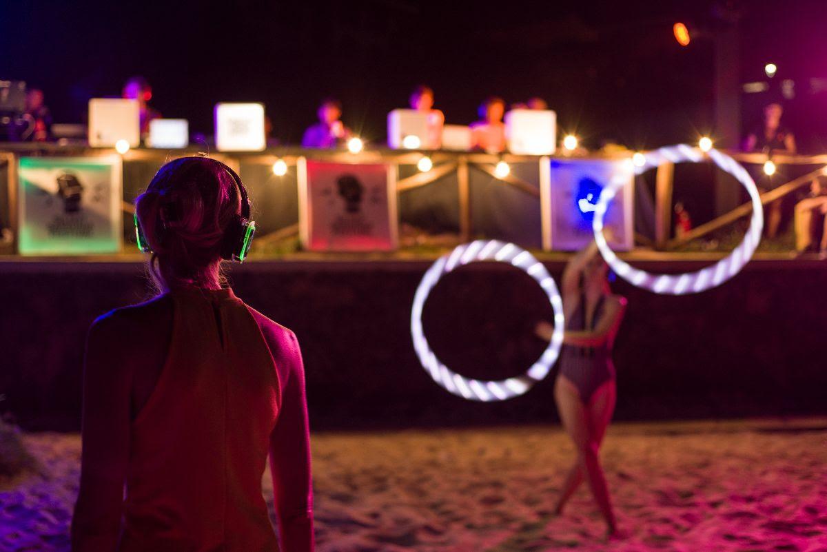 Silent Sardinia Festival: parte il 27 luglio la III edizione del primo Festival in cuffia