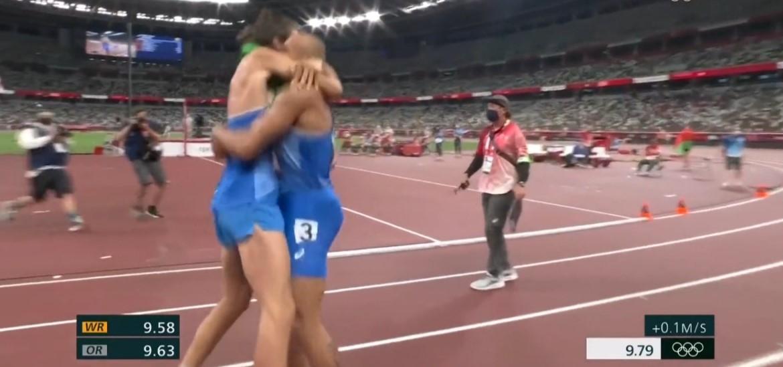 Gli ori dell' Italia di atletica