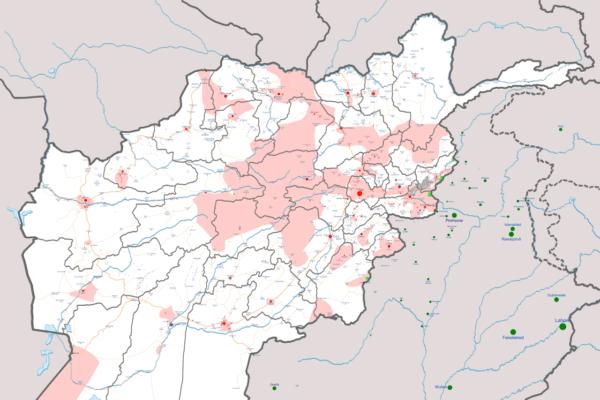 afghanistan avanzata talebani