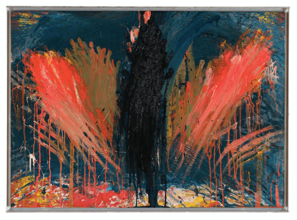 Arnulf Rainer. Colori nelle mani