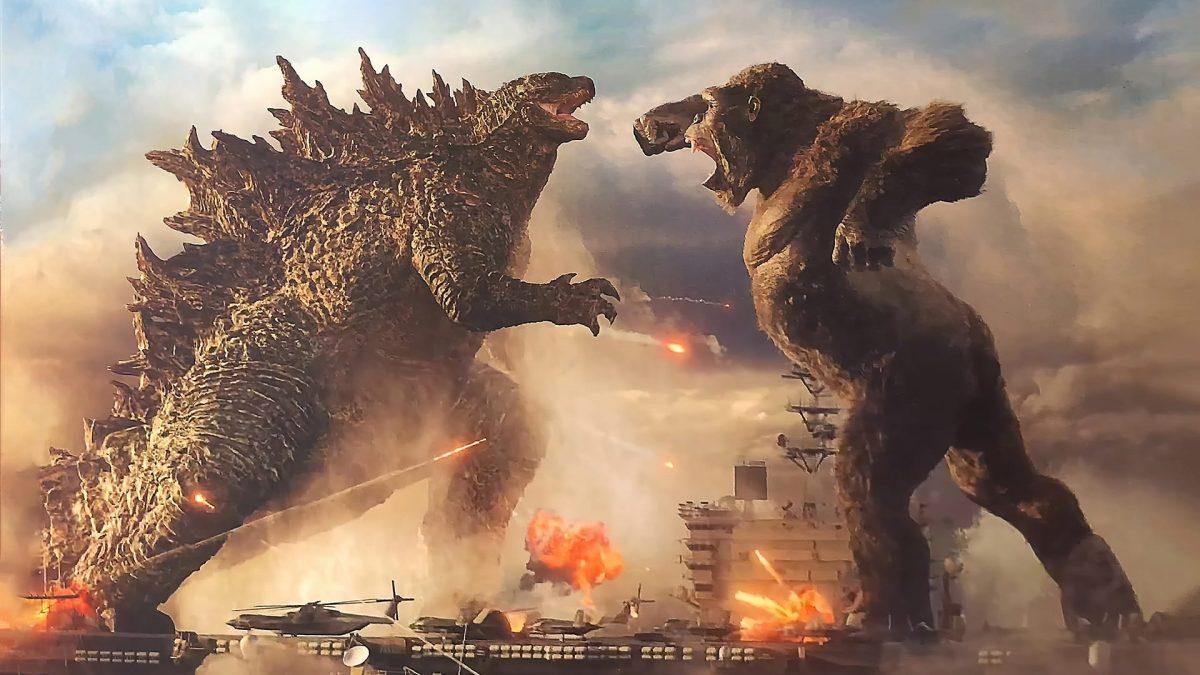 Godzilla vs Kong ed il MonsterVerse