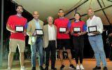 L'International Swimming League premiata al Circolo Posillipo