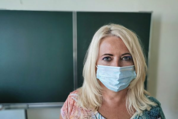 obbligo mascherine a scuola