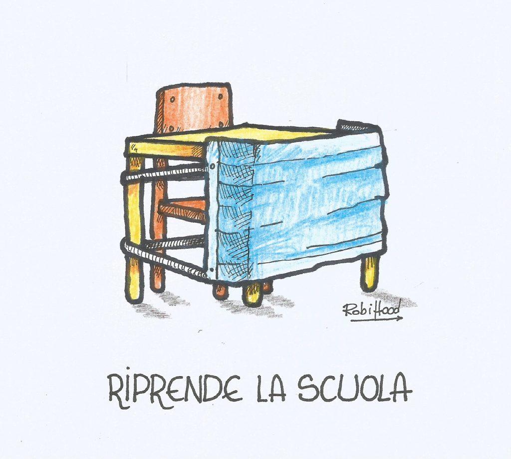 Rubare alla realtà per continuare a sorridere: Roberto Benotti