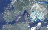 Aria fredda sull'Italia, piogge localmente intense al Sud