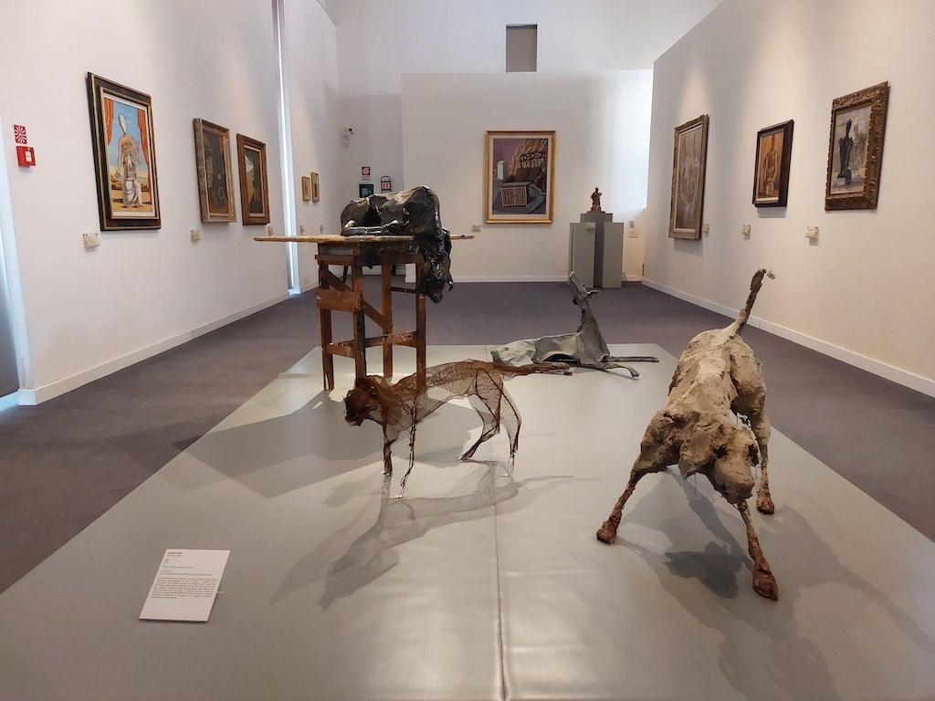 """Ancora pochi giorni per """"Arte e Natura"""" al Museo Bilotti"""
