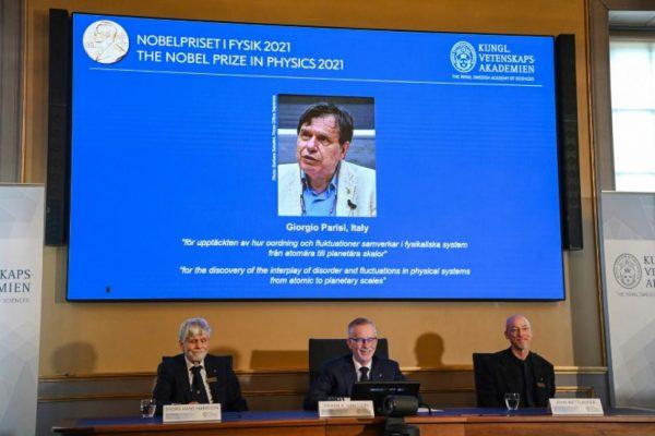 Giorgio Parsi, il vincitore del Premio Nobel per la Fisica 2021