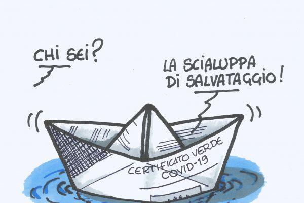 Scialuppa di salvataggio
