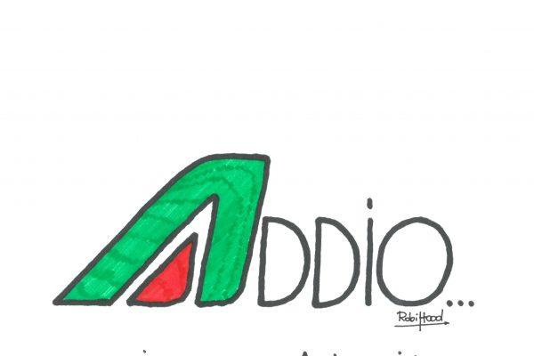 Alitalia addio