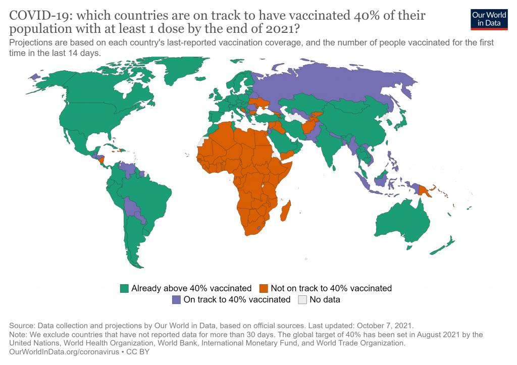 Coronavirus: qual è la situazione mondiale